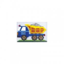 Mosaic pixel puzzle Ministeck Lorries 1000 pcs. 31582