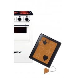 Play kitchen set in Micki Gingerbread Set 461023