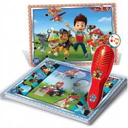 Clementoni Paw Patrol Quizzy Educational Game 61270
