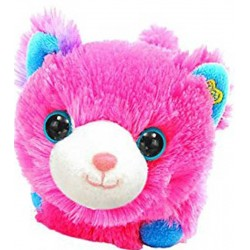 Radio controlled toy Happy's Special Edition Lady Pink Plush Motorized Pet Cat 66305