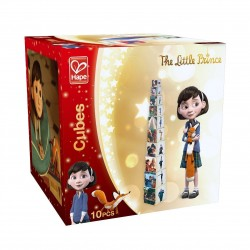 Educational toy Hape The Little Prince Stacking Cubes Baby Toy 824691