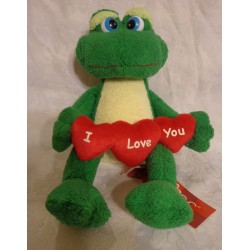 Russ Frog I Love You plush toy 29041