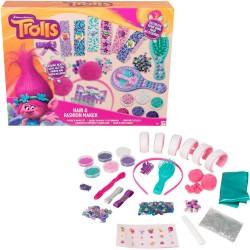 Craft set Sambro Trolls Hair & Fashion Maker Set TRO-2067