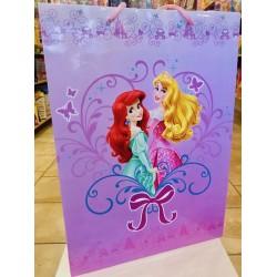 Gift bag Disney Cinderella and Ariel 45x33x10 cm