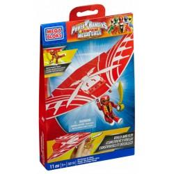 Construction Mega Bloks Power Rangers Red Ranger 05618